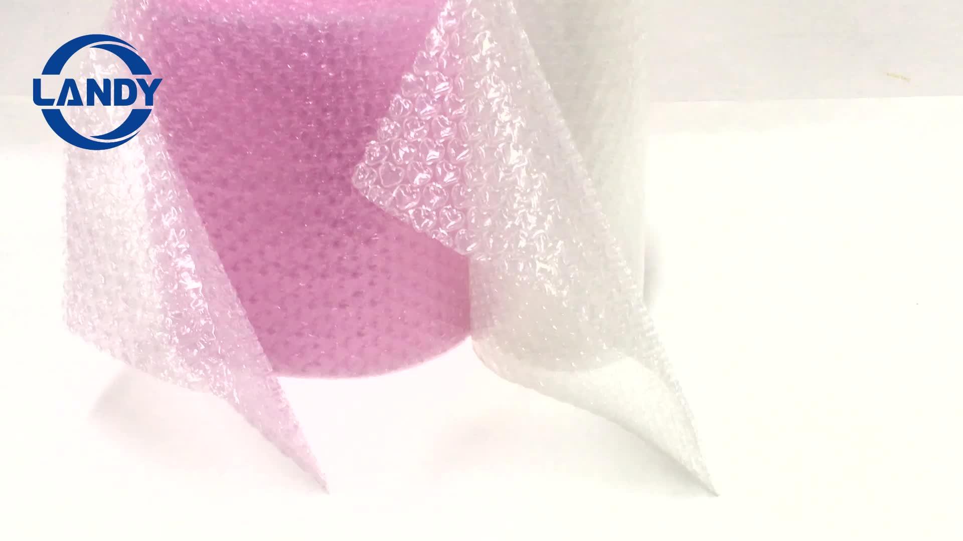 Custom colors pink heart bubble cushion wrap,Custom shape heart bubble film wrap