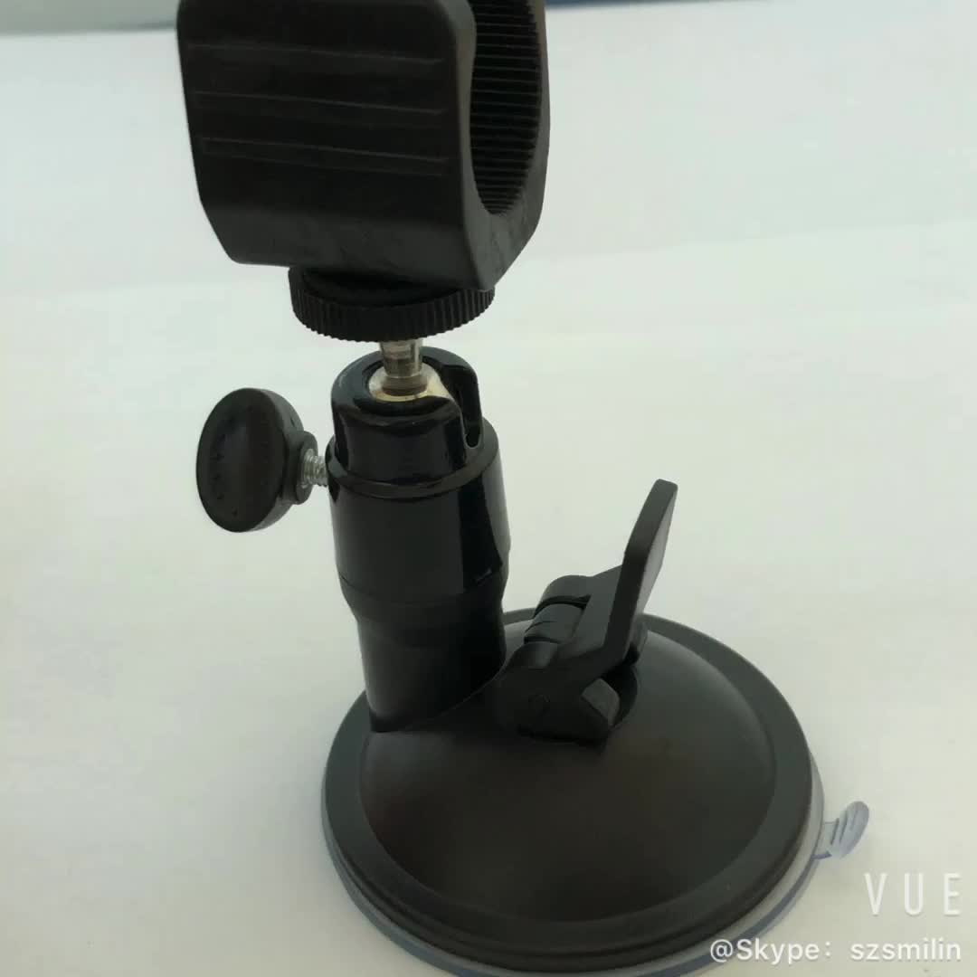 Universal night fishing light torch flashlight suction cup mount for car windshield