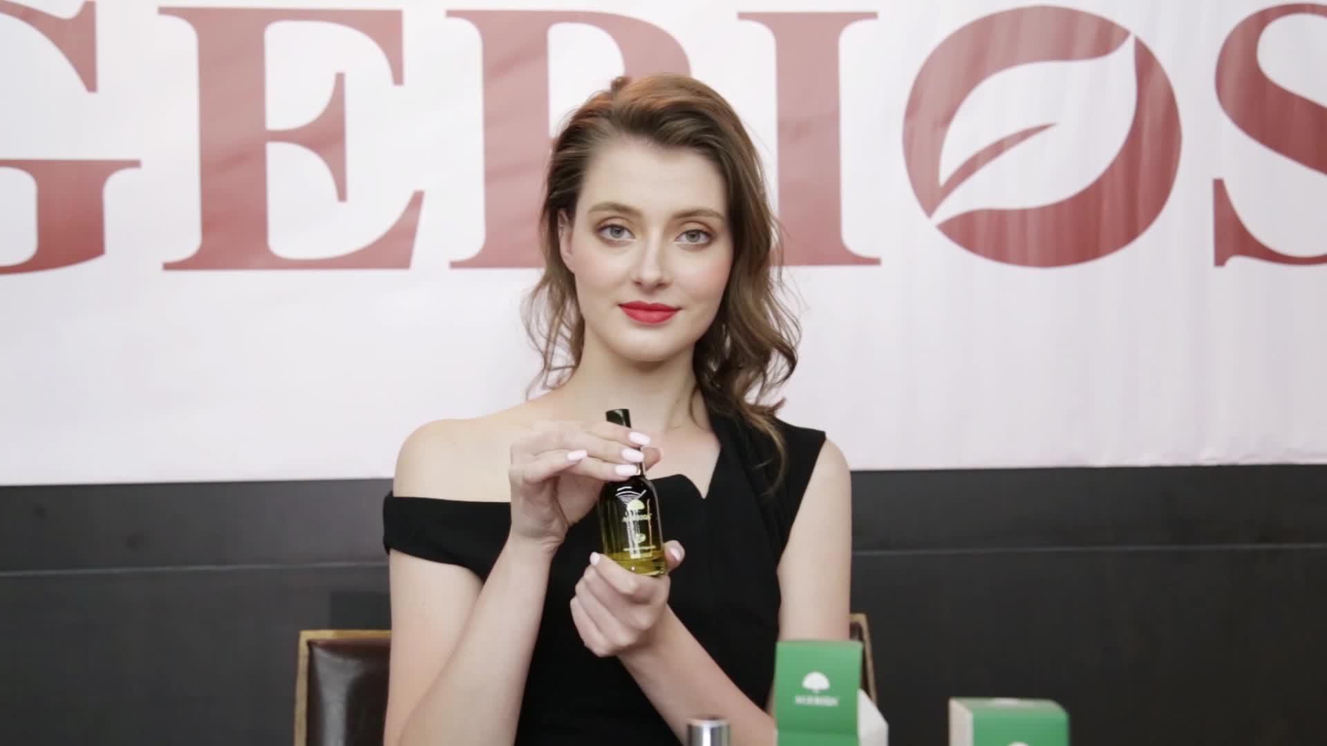 En gros salon ligne meilleur cosmétique traitement à l'huile d'argan de marque privée huile de cheveux d'argan marocain