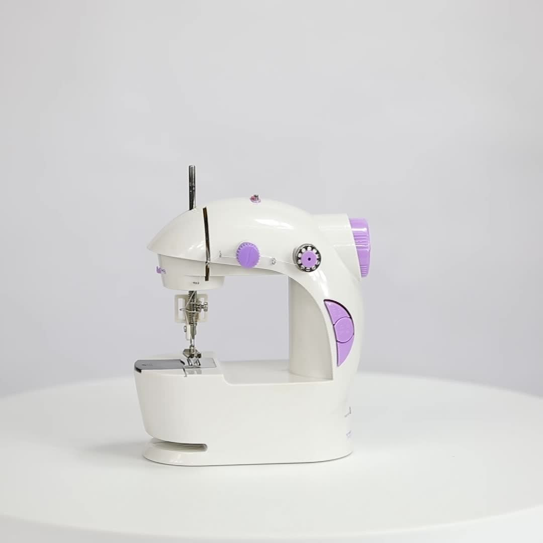 VOF FHSM-201 Mini portable home electric garment sewing machine for clothes