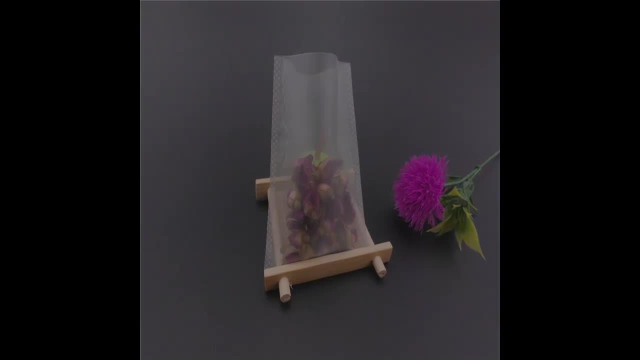 ที่กำหนดเองไนลอนถุงชาสำหรับขายถุงชาอินทรีย์ย่อยสลาย