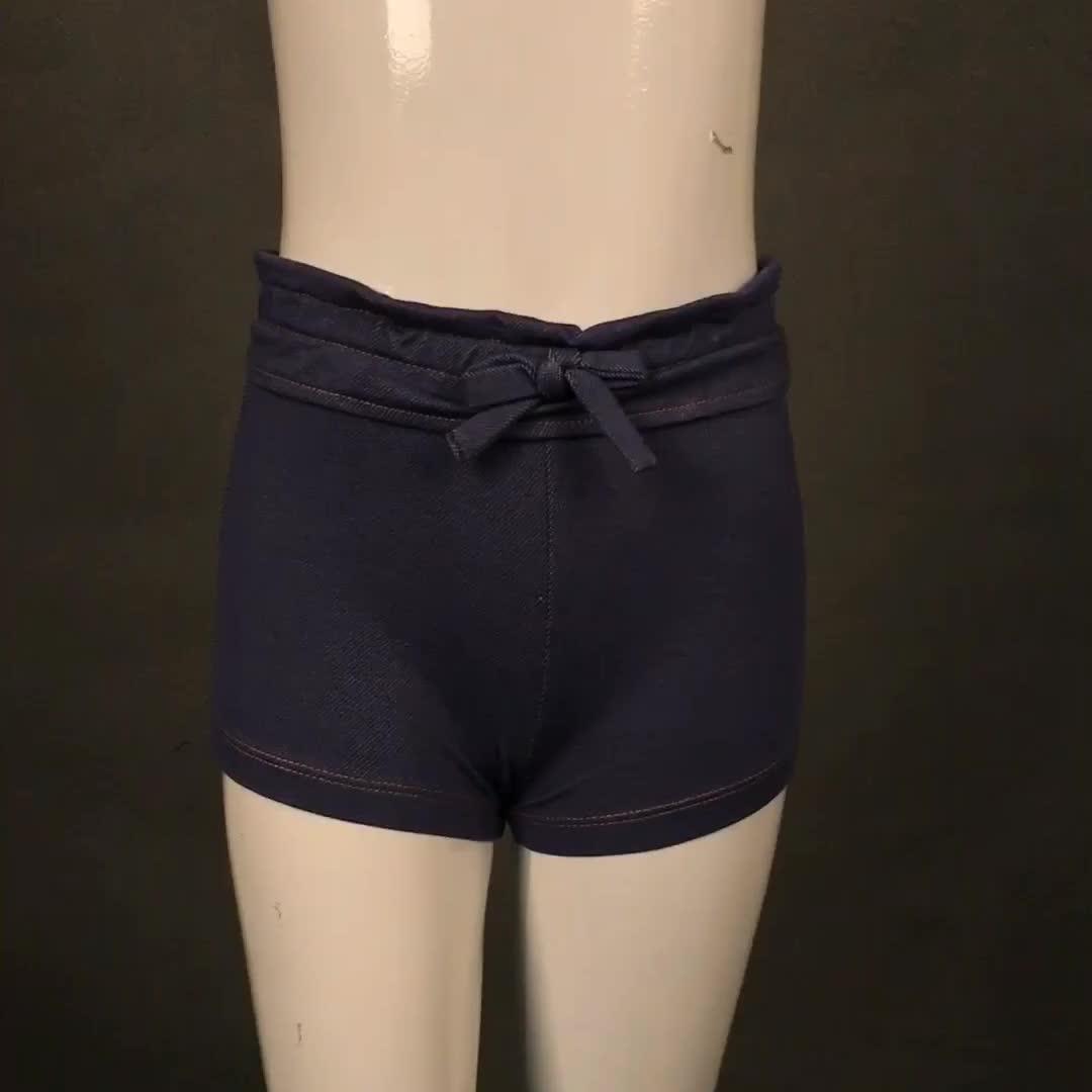 IGIFT Factory cheap price custom elastic waist casual sport short pant