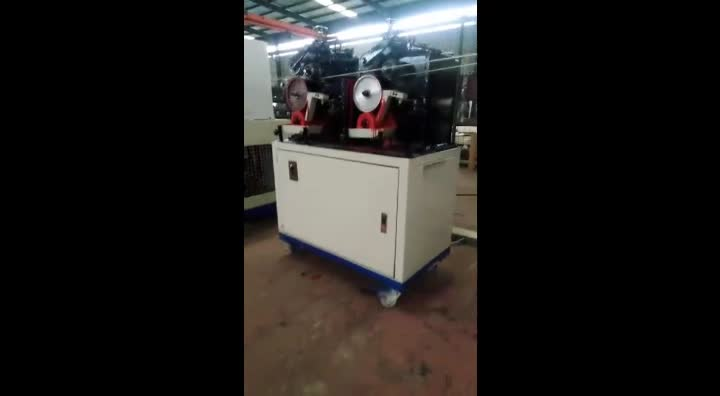 high quality off line pp straps printing machine one or two color printing