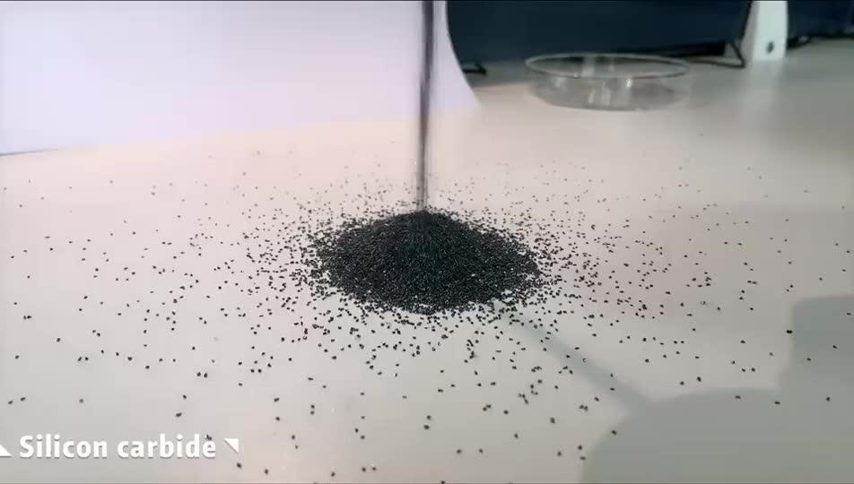 Silicon Carbide Micropowder Abrasive Green Sic Powder