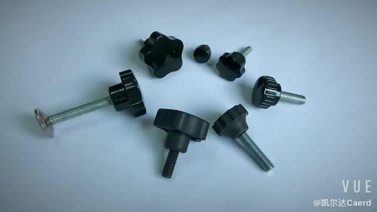 Yüksek kaliteli plastik kalıplı sabitleme vidalama kolları