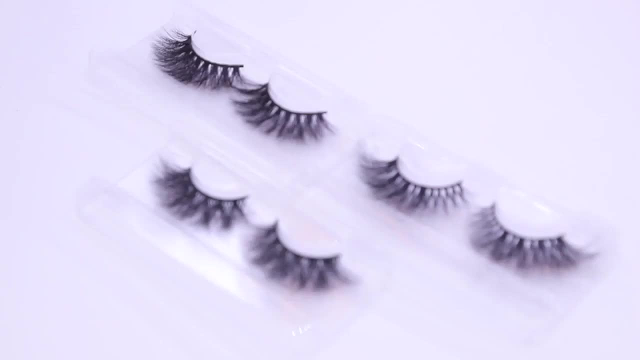 Free sample mink 3d eyelash wholesale Private Label 3D mink eyelashes vendor Hand Made mink 3d eyelashes