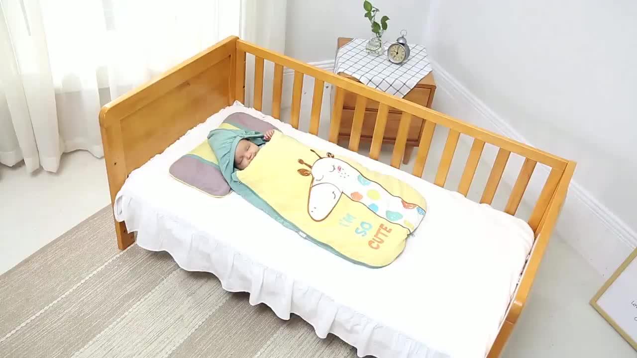 0-12 meses lindo venta al por menor/venta al por mayor bebé caliente espesor de algodón de invierno y otoño bebé Paquete de bolsa