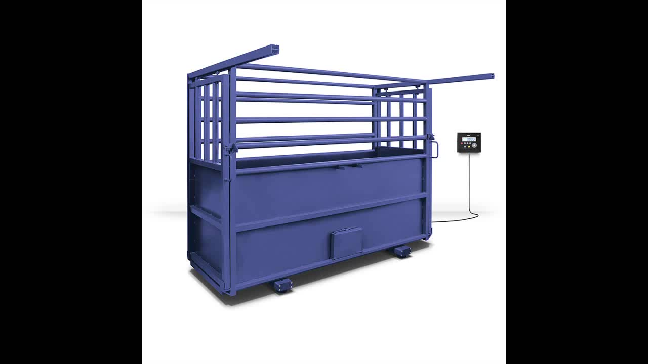 GRAM Electronic Livestock Cattle Weighing Scale for Animal