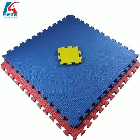 20 millimetri 25 millimetri 30 millimetri 40 millimetri EVA schiuma ad incastro pavimento aikido taekwondo karate stuoie di puzzle