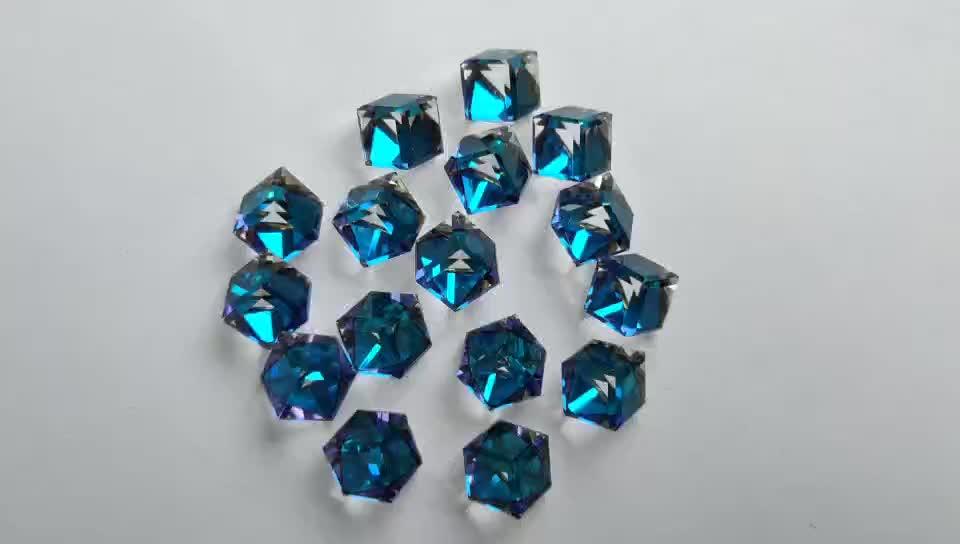 K9 Classe diamante di cristallo di pietra anche un cristallo trasparente perline