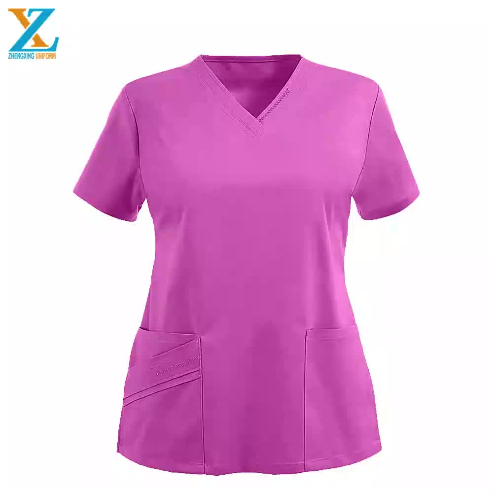 High Quality Women's Patience Scrub Top and pants
