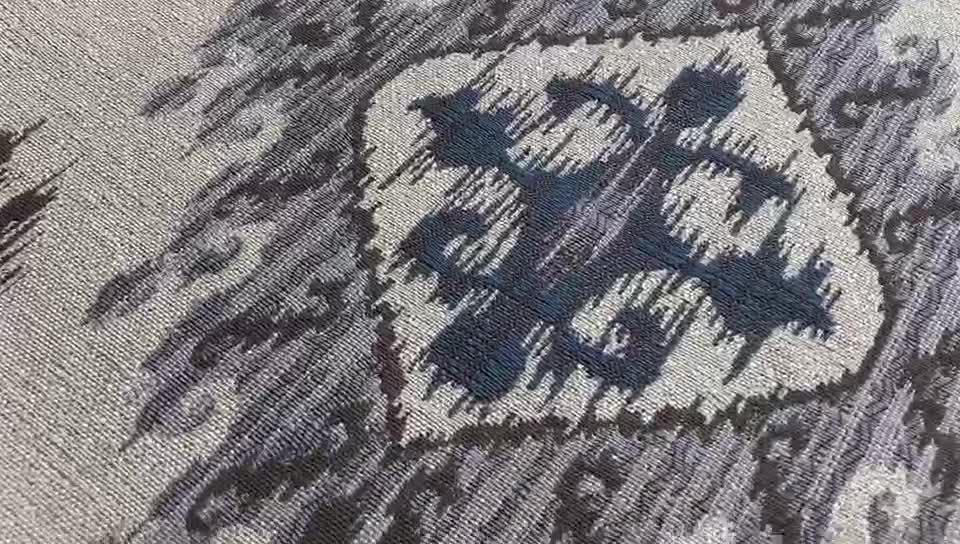 Ropa de alta calidad y tejido Jacquard para sofá