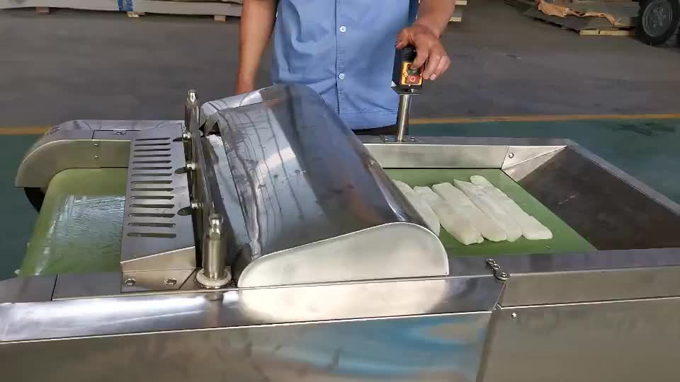 YQC600 industrial vegetable cutter stainless steel automatic fresh/dry red/green chilli/pepper ring cutting machine