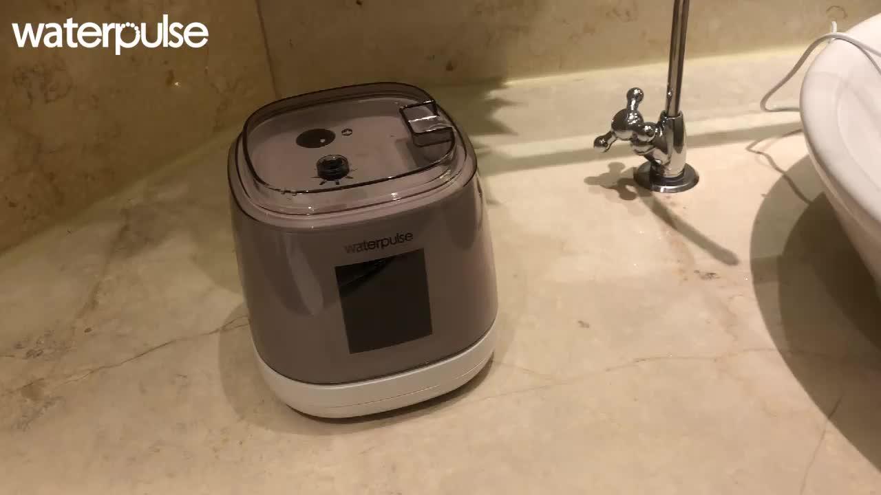 Waterpulse Pro V700Plus Touch Screen Water Flosser Tandheelkundige Monddouche Met Massage Functie Ce-certificering