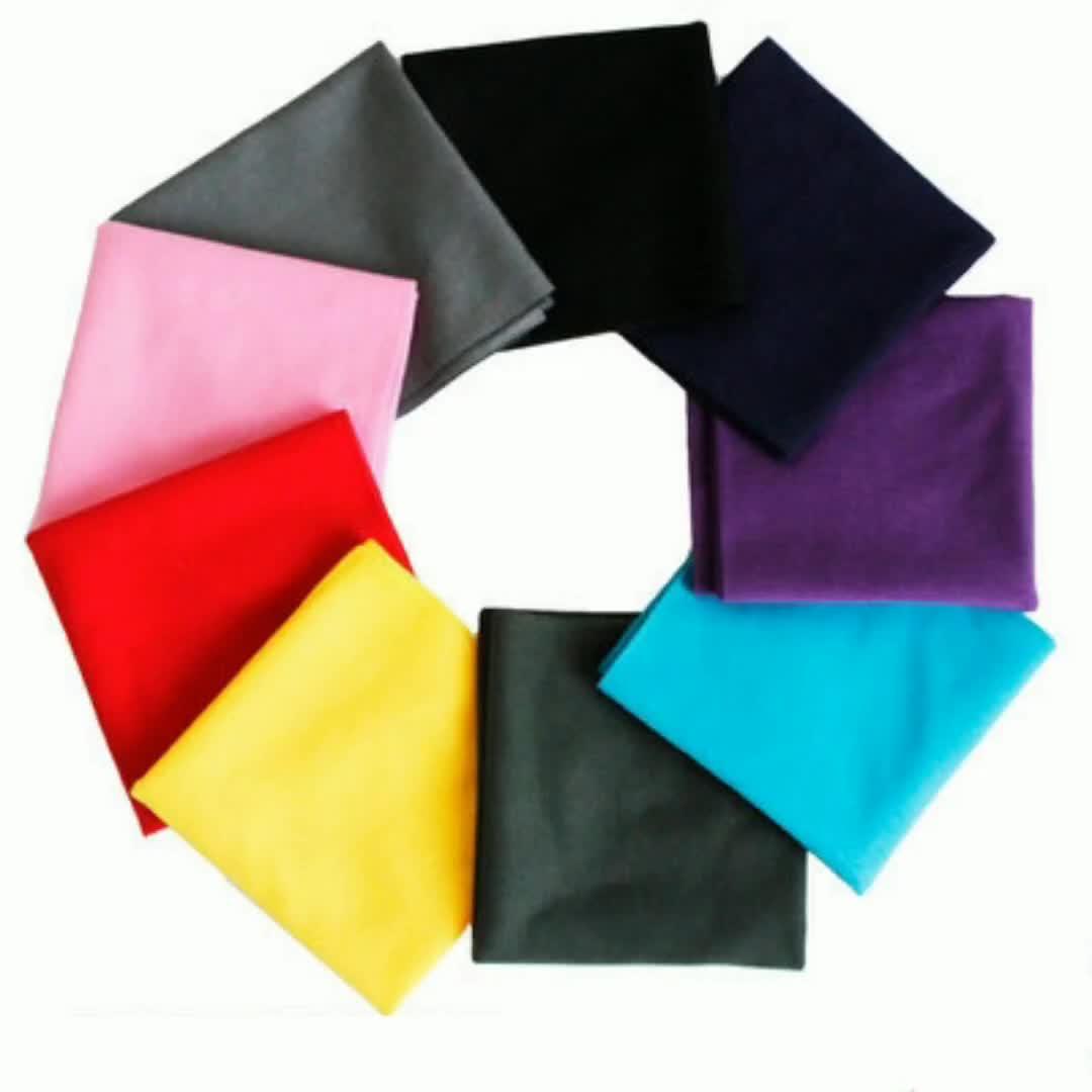 Kualitas Tinggi Warna Solid Bandana Logo Kustom Kapas Seamless Tubular Bandana Ikat Kepala Sihir Bandana Multifungsi