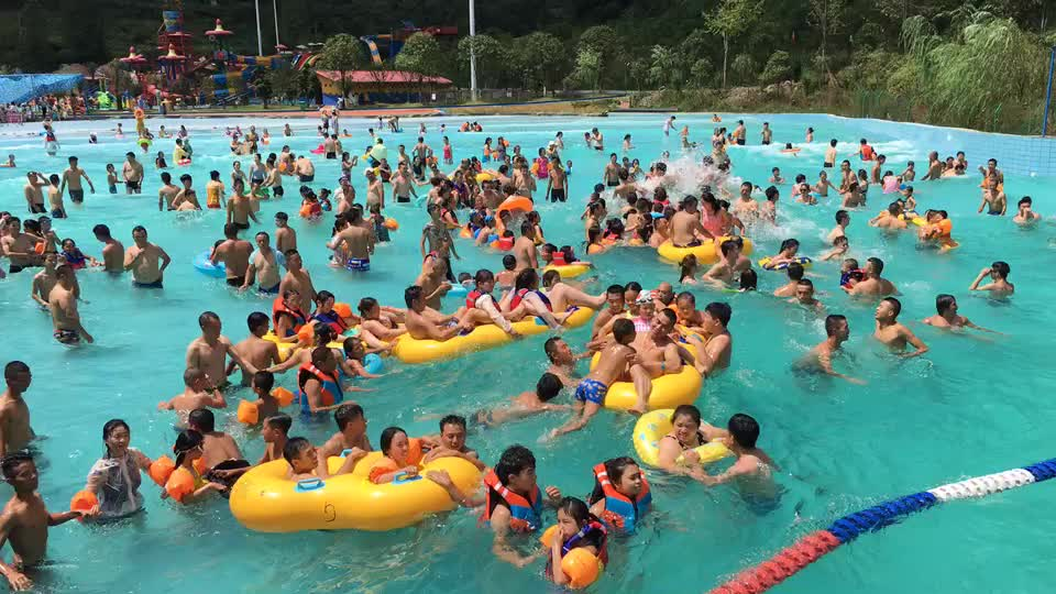 Family Swimming Pool Wave Pool Machine With Wave Pool Equipment Buy Swimming Pool Wave Machine