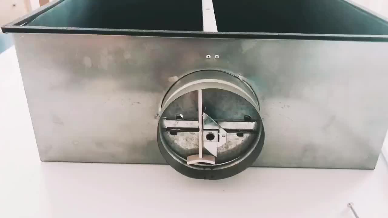 HVAC Aluminum Air Supply Linear Slot Diffuser Grille