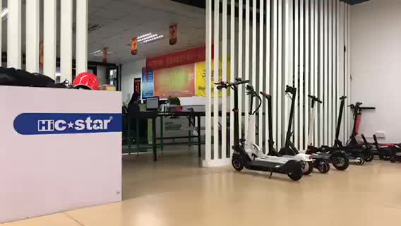 Hot Selling Detachable Length Adjustable Hoverbike for Scooter Sitting Karting