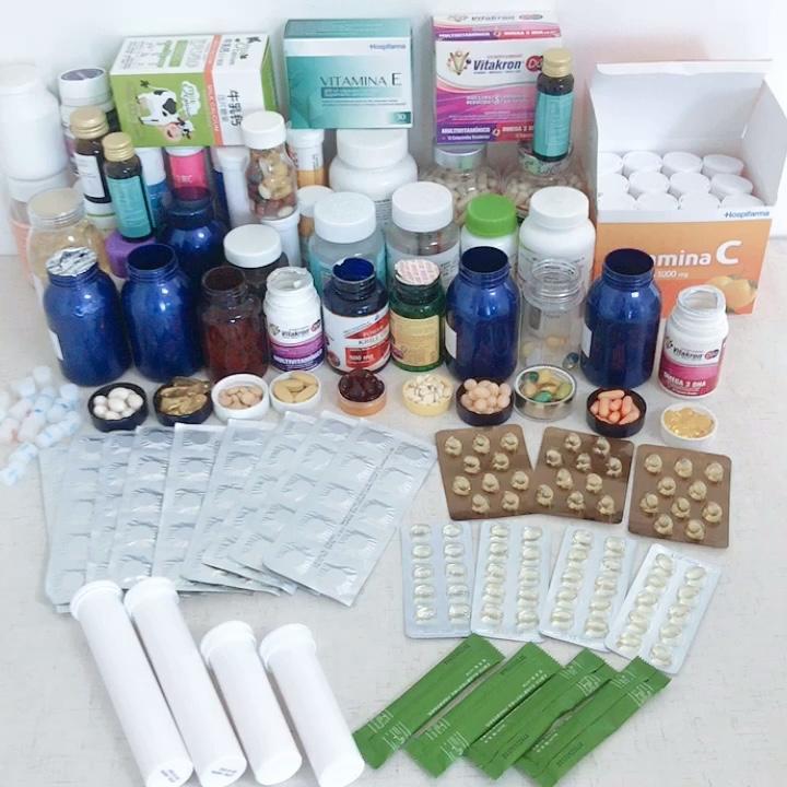 Hight Quality 100% Natural Vitamin E  Oil  Bulk 400IU softgel supplement For Face