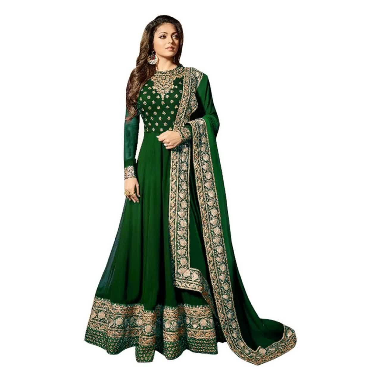 Ethnic Garment Party wear Indian latest salwar kameez suit