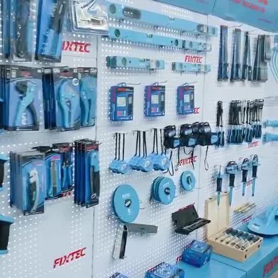 FIXTEC Hand Tools Carbon Steel Hose Tube Cutter 7'' PVC Pipe Cutter