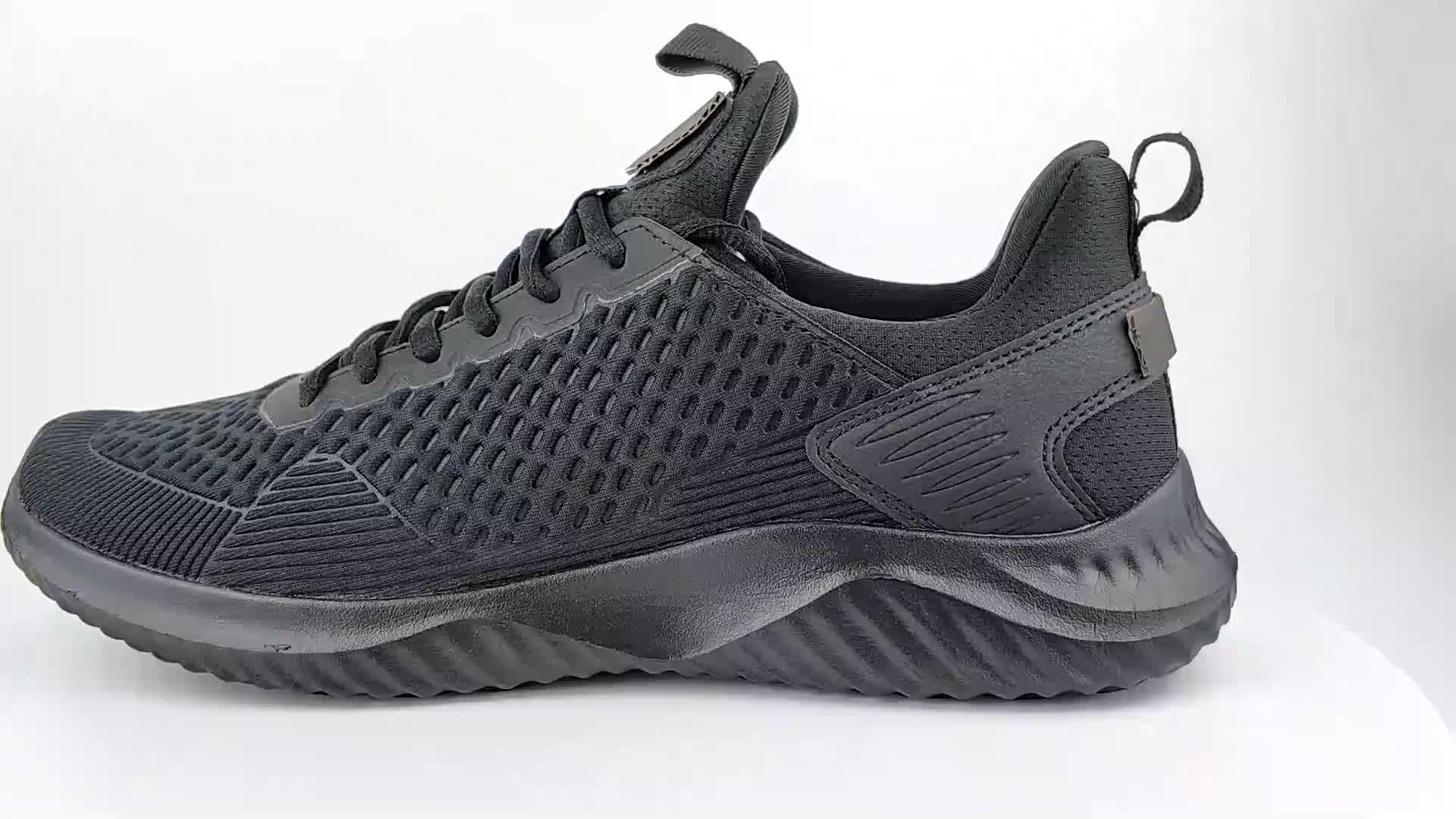 Wholesale new style fashion custom outdoor athletic sneakers men and women sports shoes for running