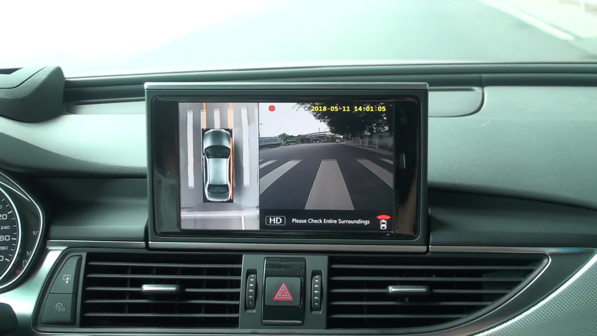 360 Degree View Birds Eye View Car Camera For A4 A5 Q5 Buy 360