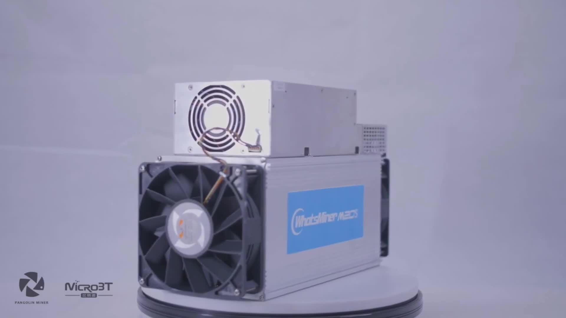 Good Quality New MicroBT M20S 65T bitcoin miner Whatsminer M20s 65T 68T mining machine with psu