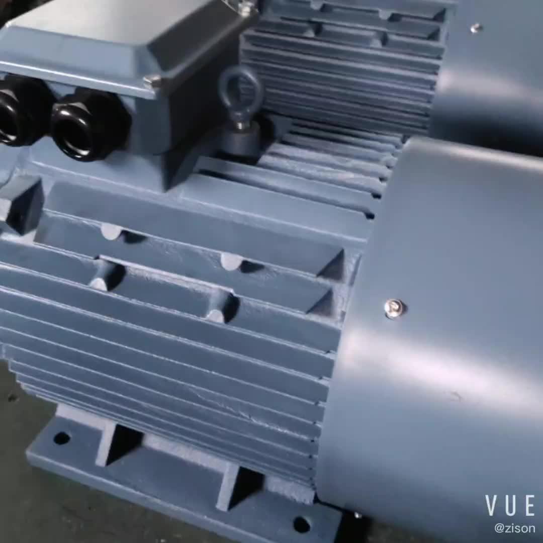 YE2-160L-4 трехфазный 380V 20 hp B3 монтажный 50hz 15 кВт электродвигатель