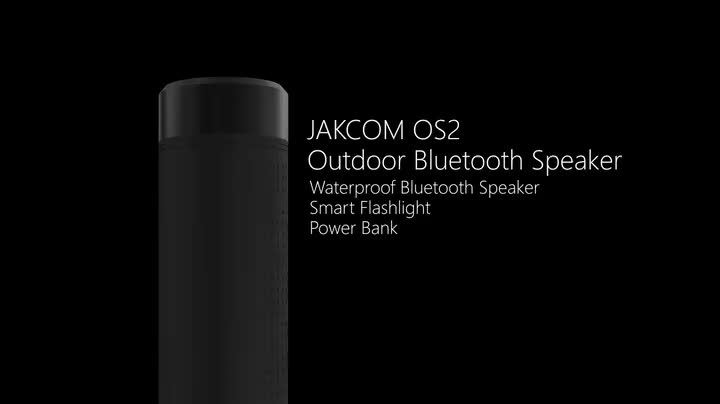 Jakcom OS2 Outdoor Speaker 2017 New Product Of Mini Gadgets Solar Powered 32 Inch Subwoofer