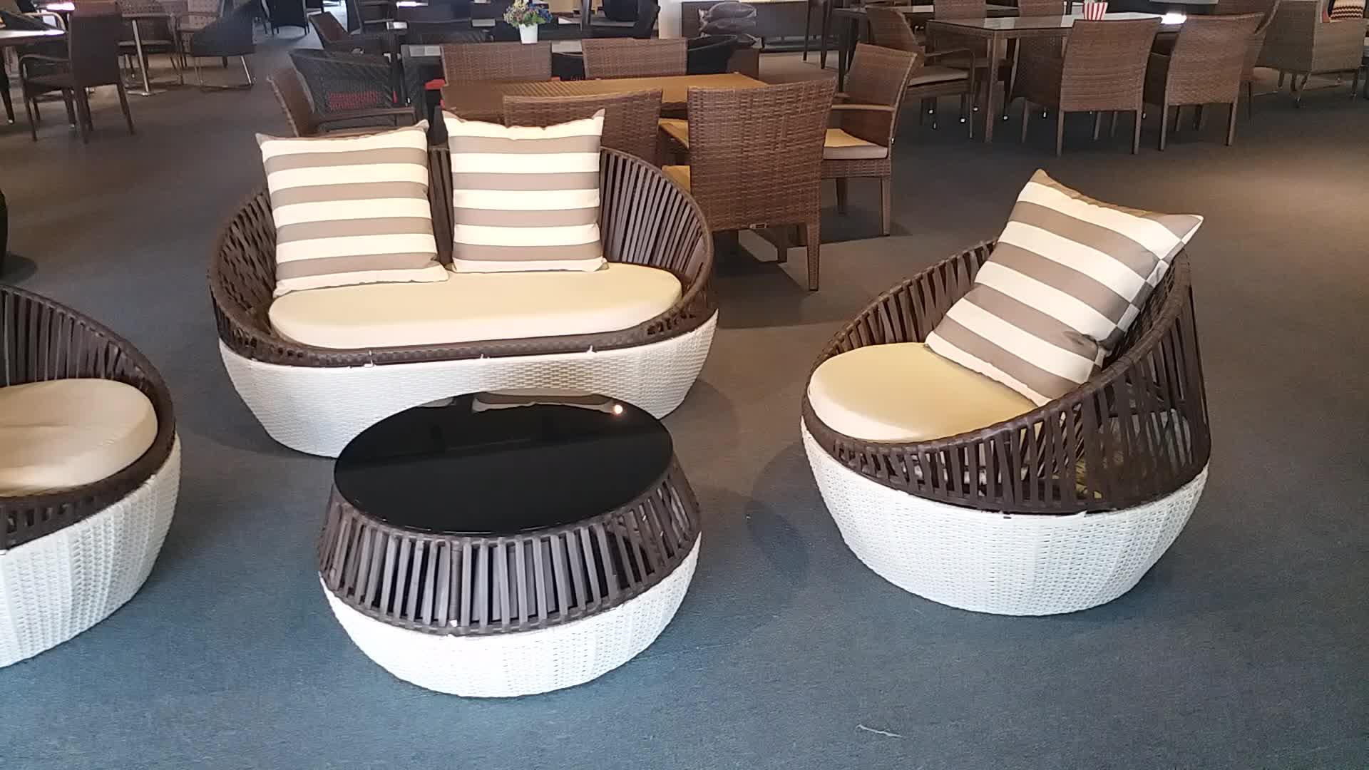 Rattan Sofa Set/rattan Garden Furniture Sofa Set/rattan ...