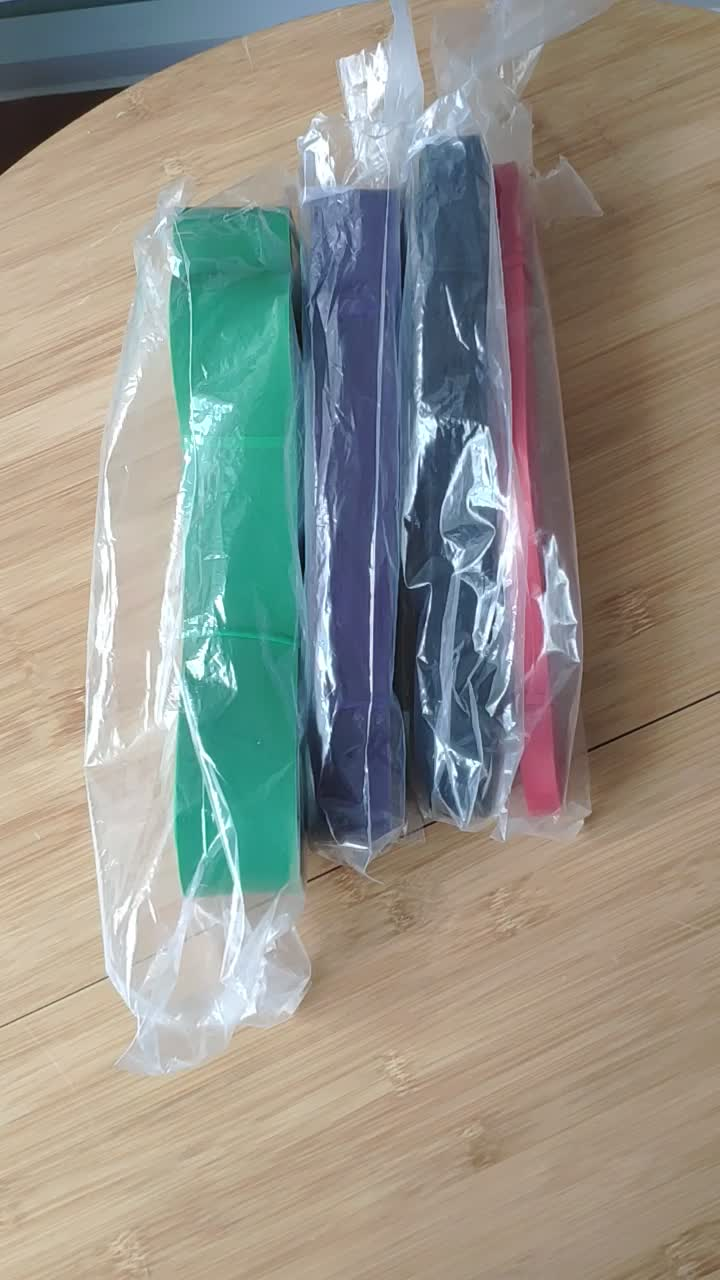 Best selling gym stretch exercise resistance band