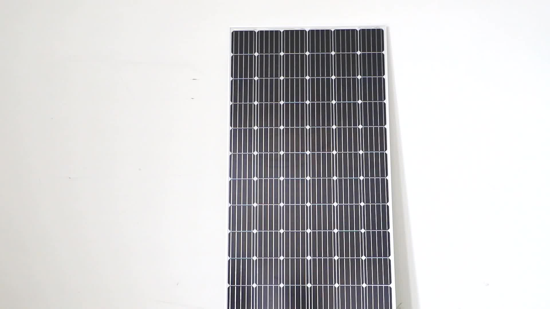 Best Price Mono 280W Solar Panel TUV CE ISO Certification Solar Panel