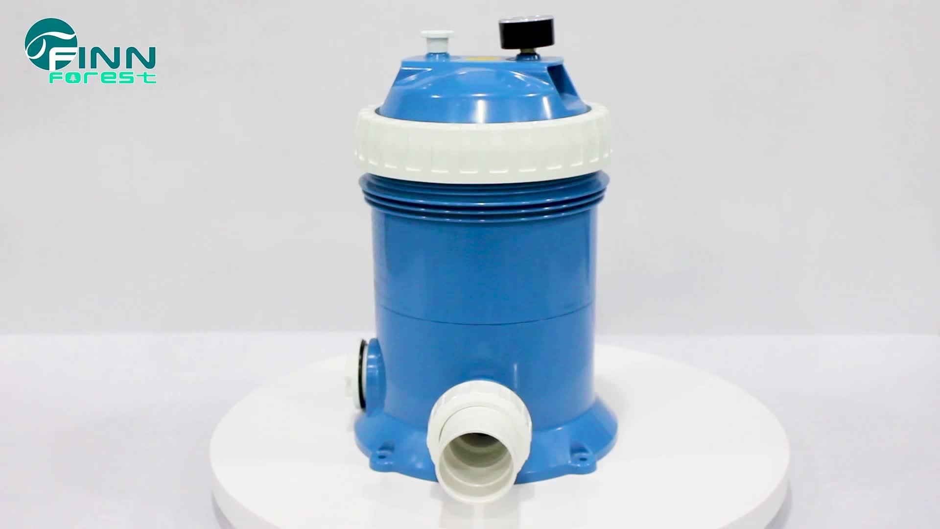 Tutti i Tipi di Cartuccia Piscina di Acqua Filtro Per Il Trattamento Delle Acque
