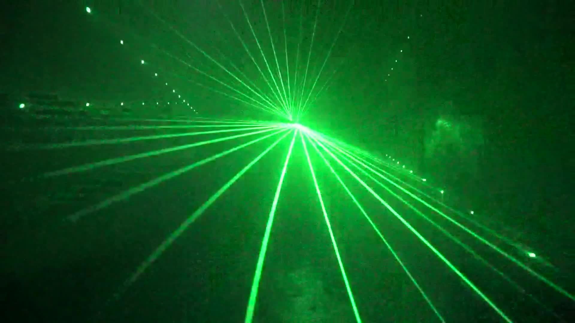 La migliore Vendita DJ Verde Bella Freddo Del Partito della Luce Laser Guanti