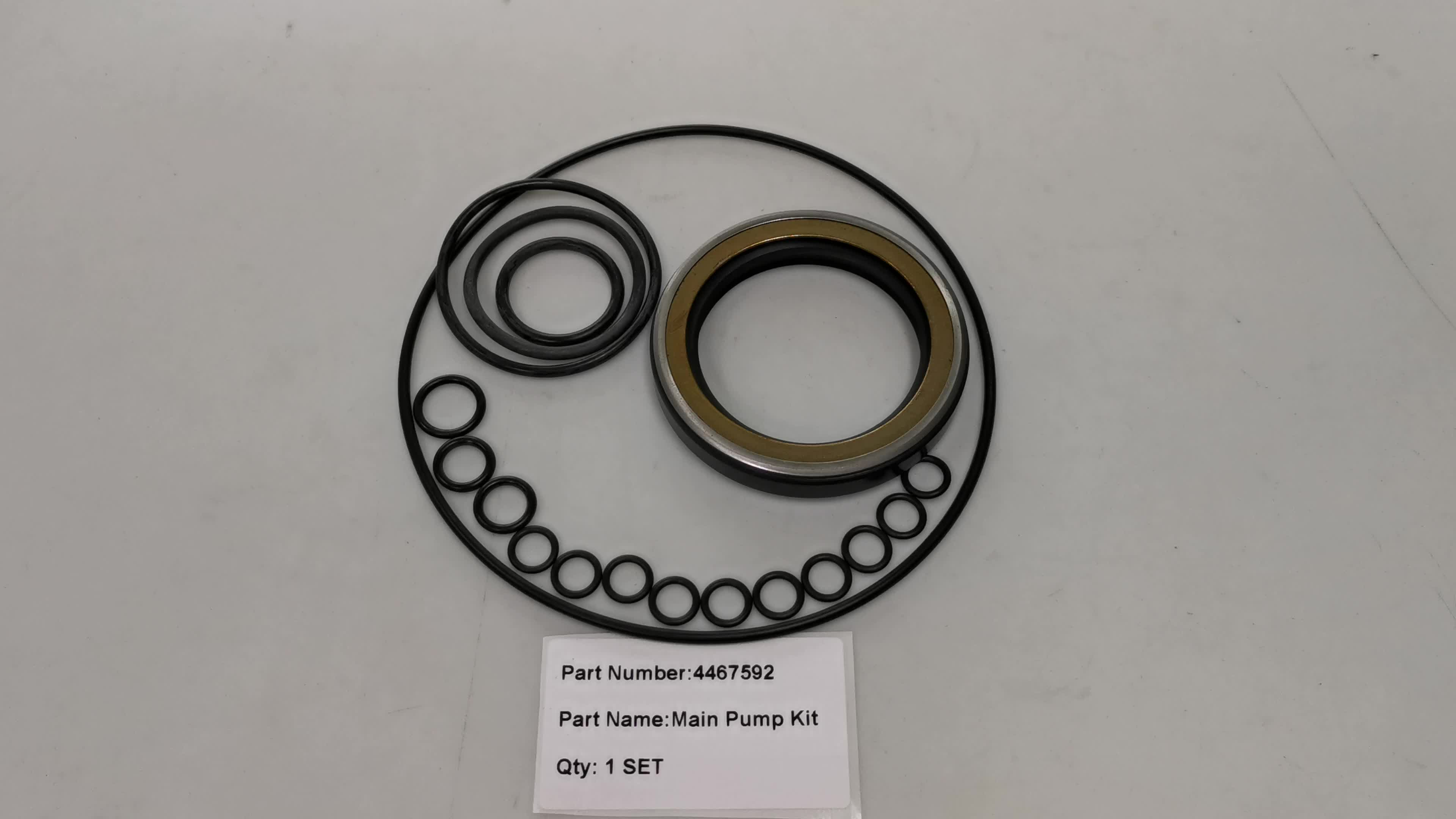 320BL CL DL Seal Kit for Excavator Hydraulic Pump