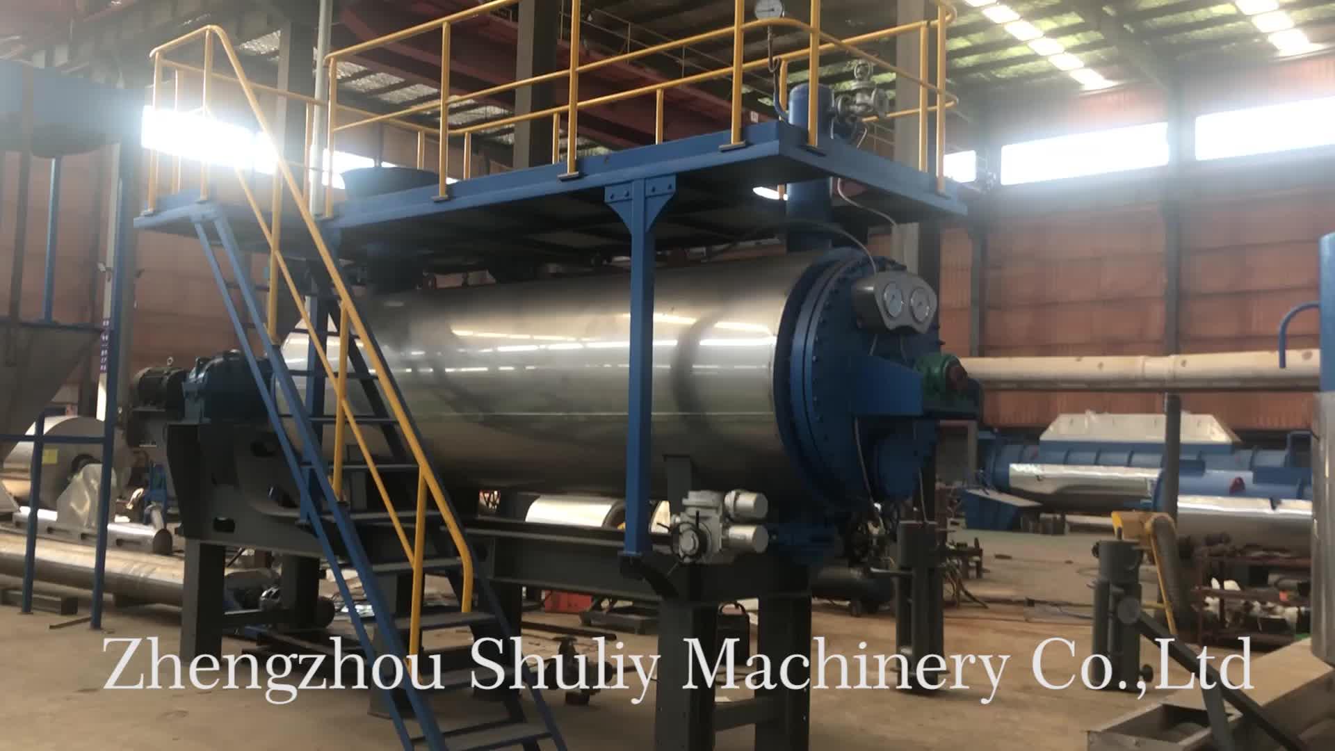 Большой выходной мощности сушеные Рыбная мука порошок делая завод по переработке Машина