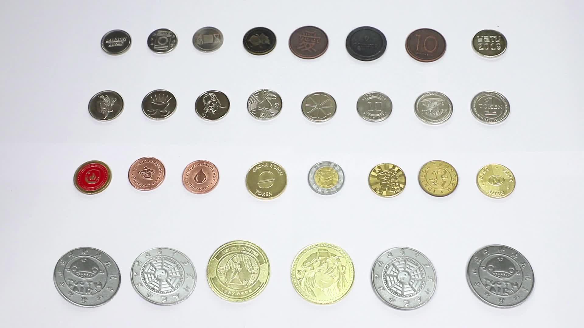 A1 Hot sale die commemorative bezel bitcoin trump euro challenge antiqu coin
