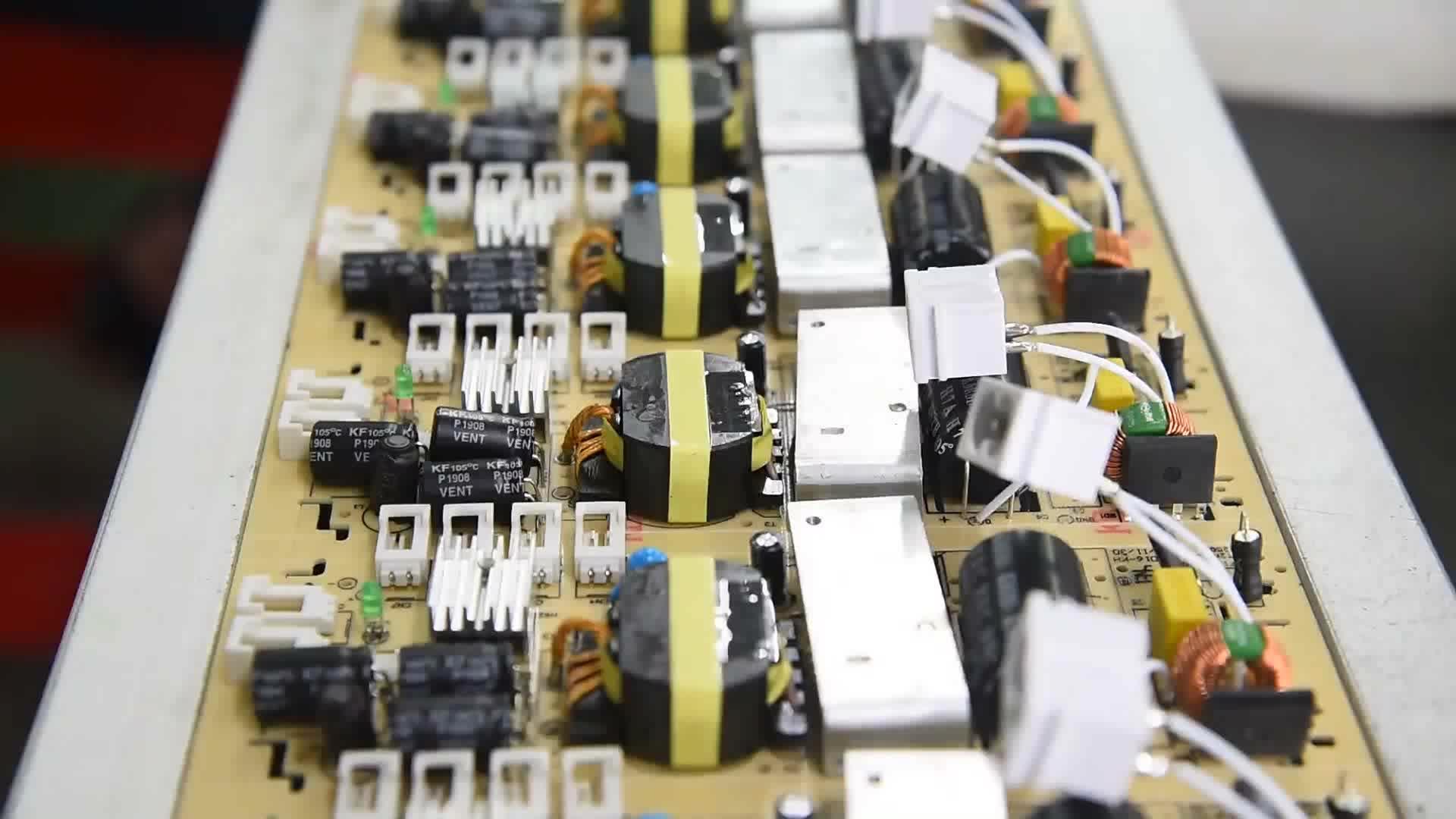 듀얼 출력 SMPS 5 볼트 9 볼트 Led 스위칭 전원 60 와트 CCTV 카메라 전원 공급