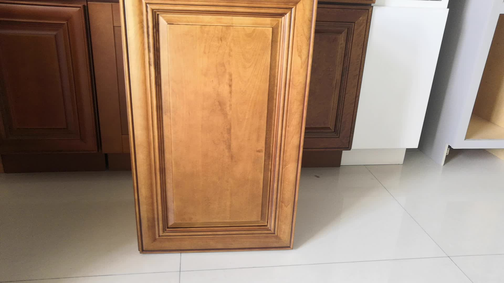 French Style Ready Made Doors Solid Birch Shaker Wholesale ...