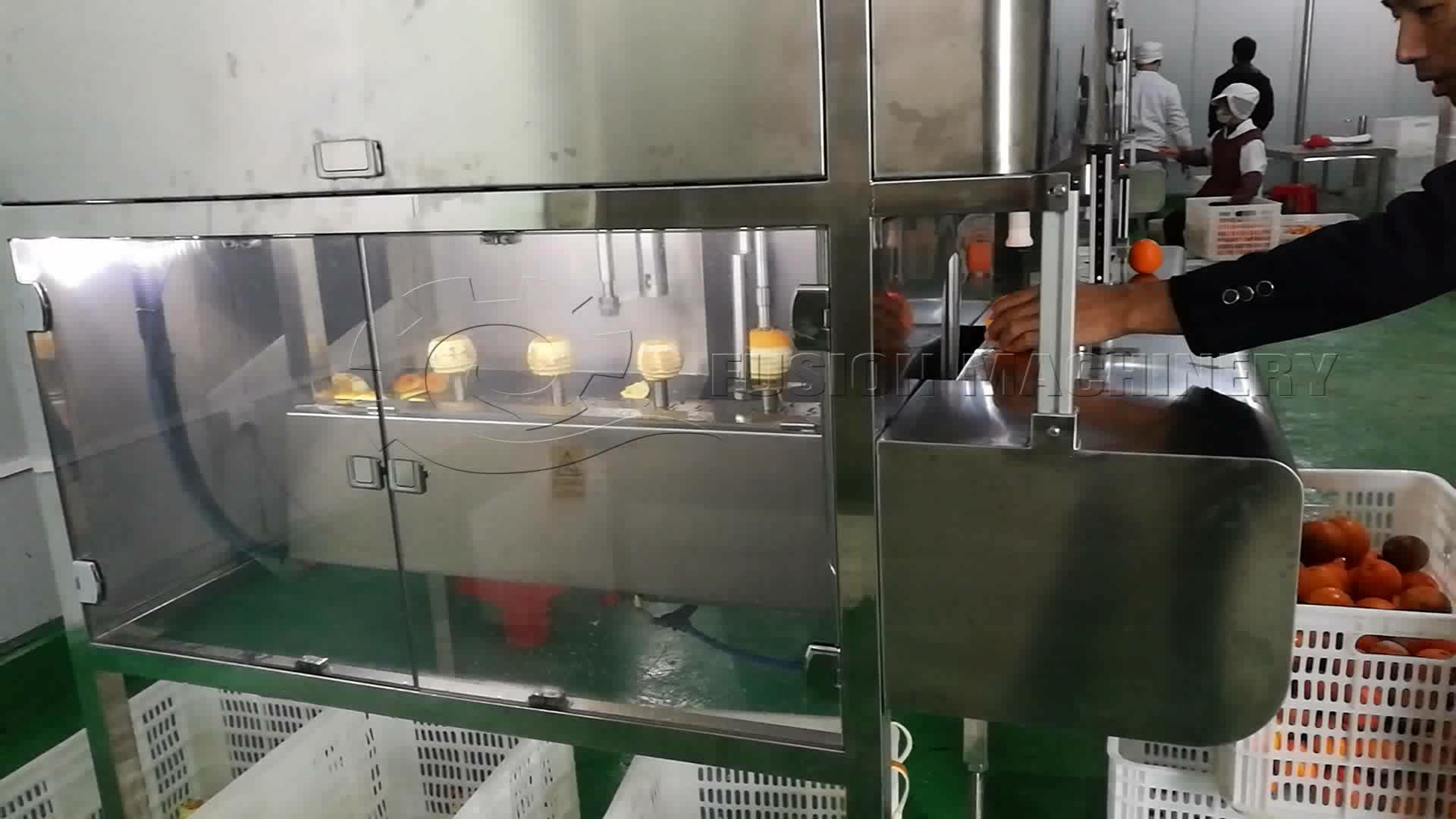 สแตนเลสเหล็กมะม่วงกำจัดผิว/ผลไม้ปอกเปลือกเครื่อง