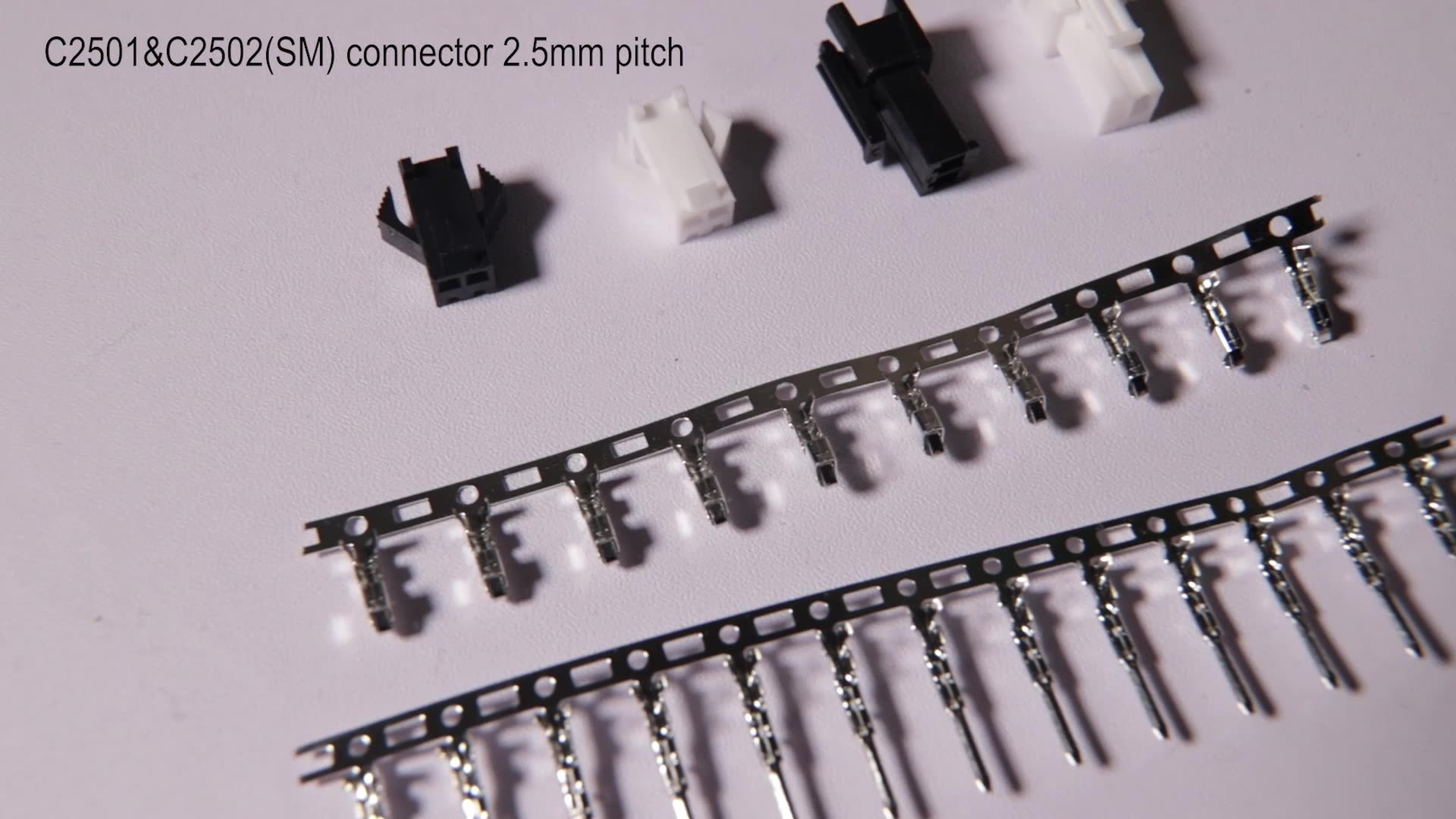 5557-24R electronics female male atx 24 pin connector