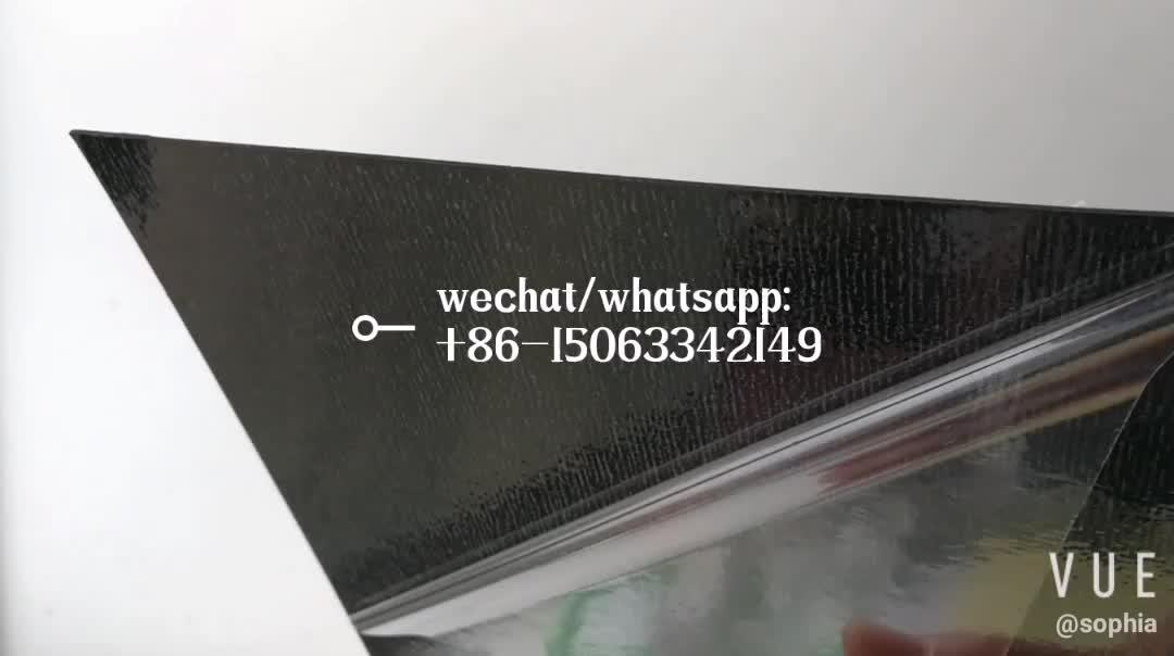 Paper Self Adhesive Album Sheets Plastic Pvc Pet Sheet