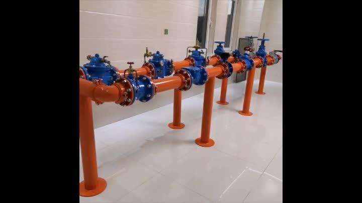 PN16 Flansch Typ wasserstand Steuer float ball ventil schwimmer ventil