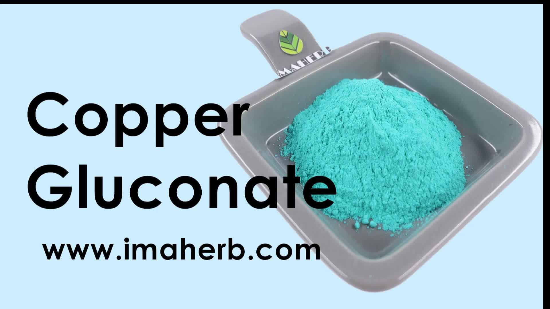 Imaherb Koper Gluconate Prijs 99% Cas 527-09-3