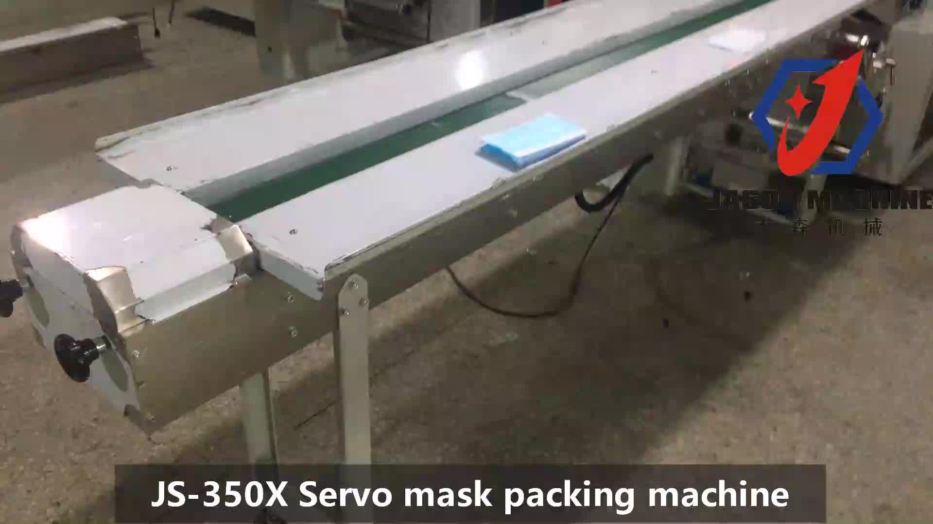 Otomatik maske paketleme makinesi tedarikçisi
