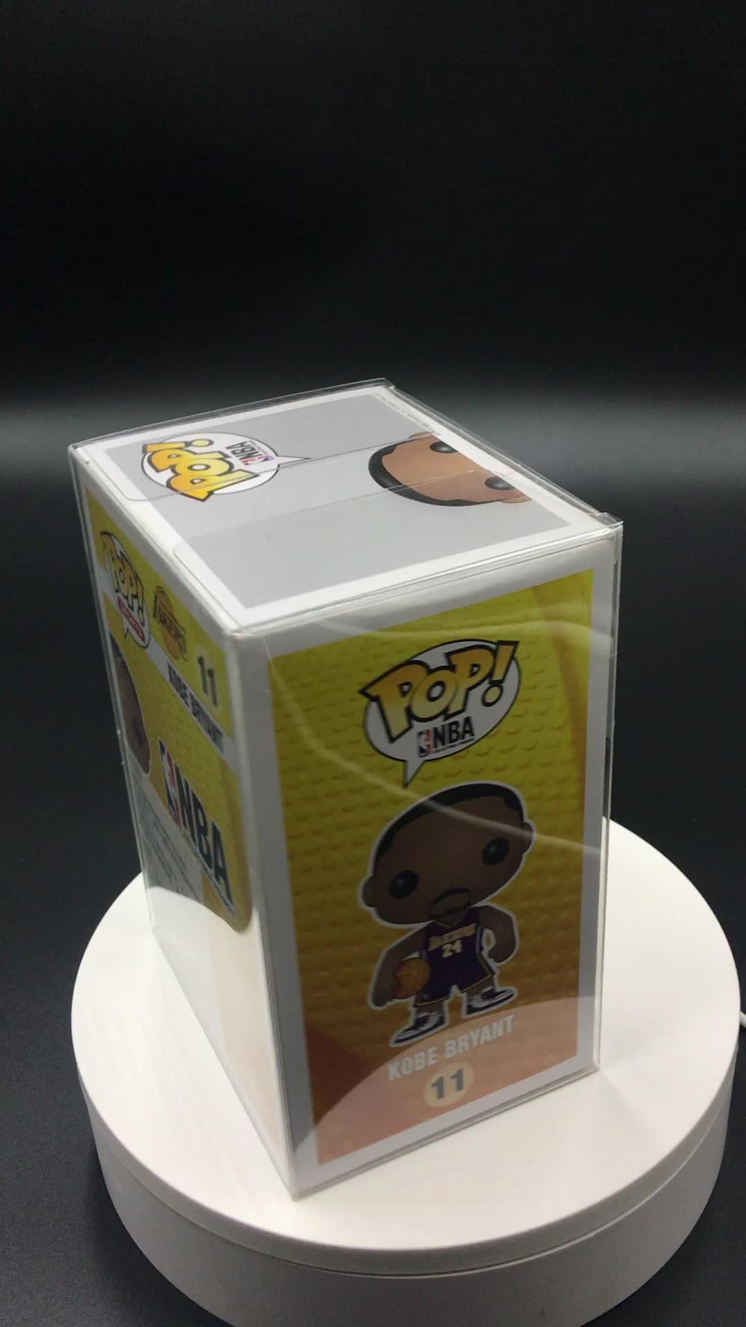 """Funko POP 4""""protector box blood splatter box"""