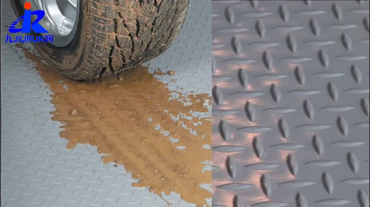 New Anti Slip Thin Rubber Flooring Matting For Boats Buy