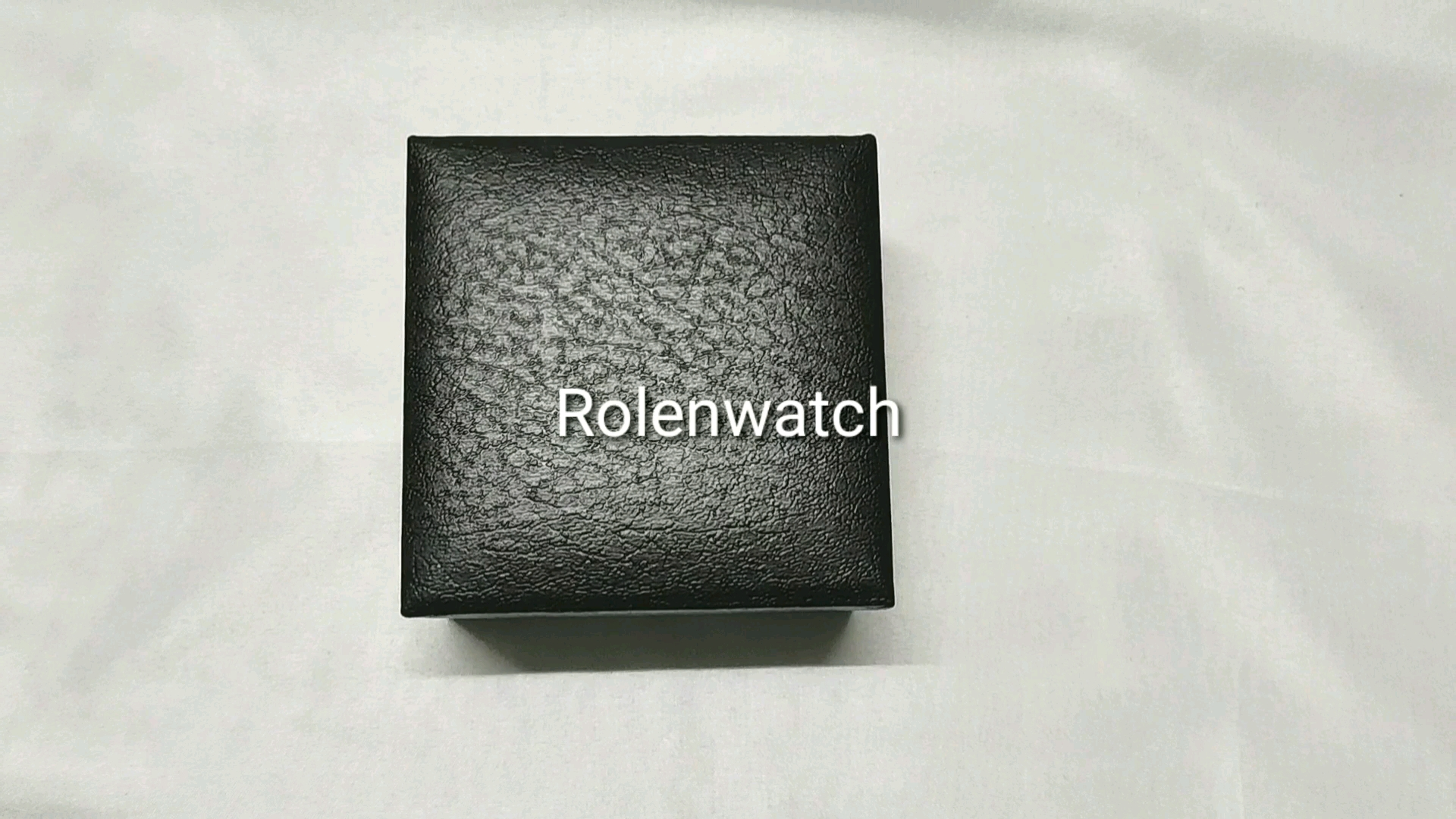 2019 New Arrive Elegant PU Leather Gift Watch Packaging Boxes