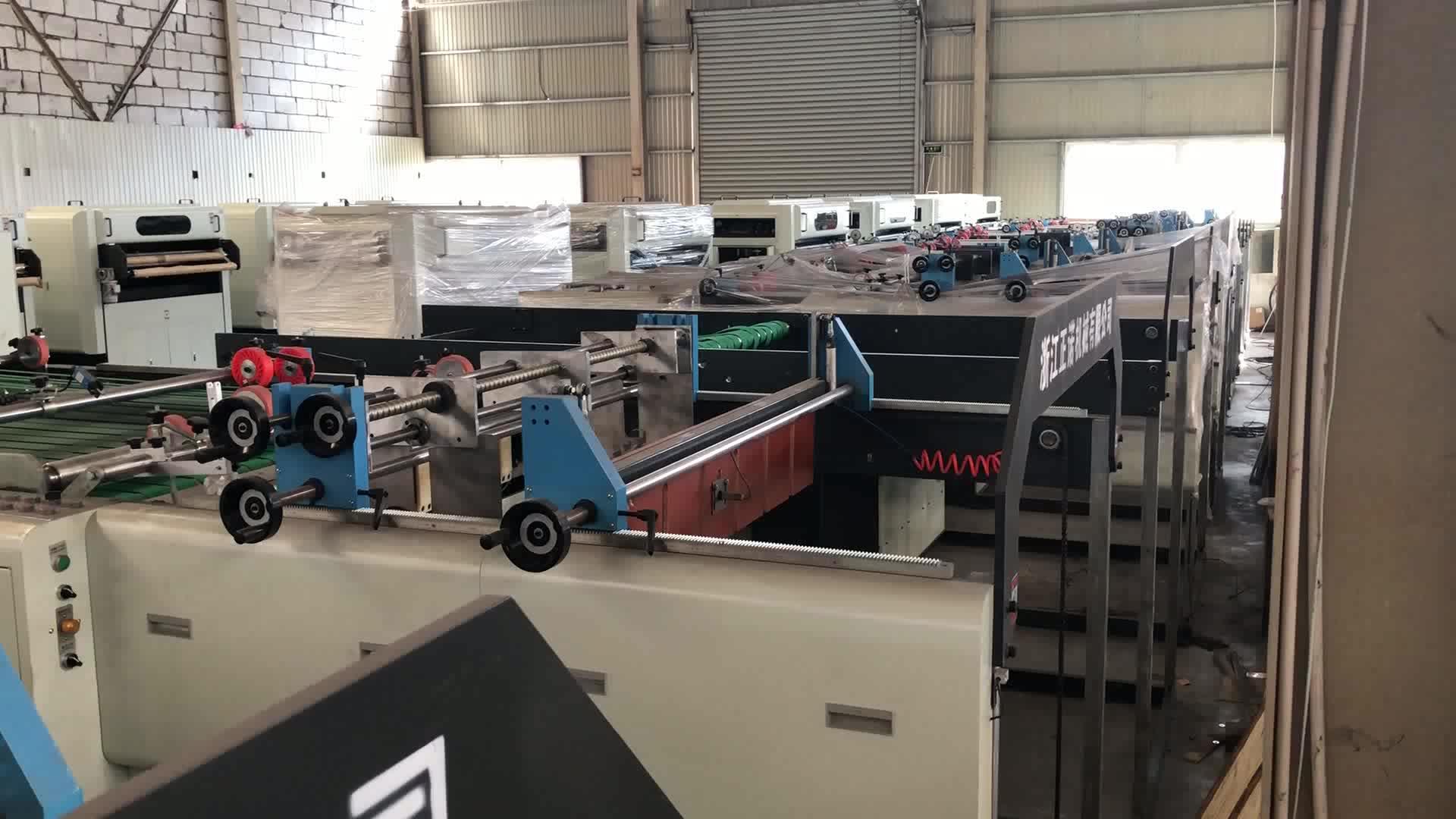 中国工場シーター紙切断とスリッター機